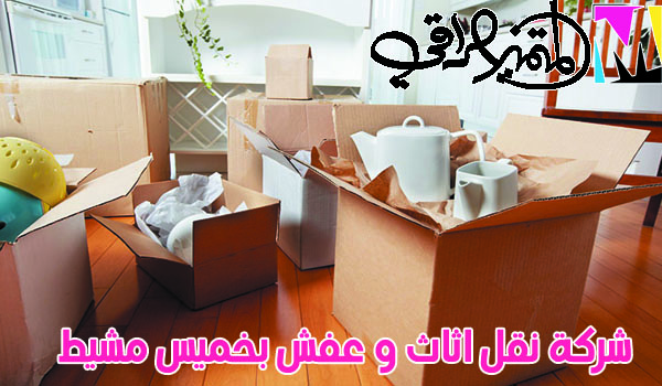 شركة نقل اثاث وعفش بخميس مشيط